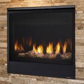Majestic QUARTZ42IFT Quartz 42-Inch Direct Vent Gas Fireplace