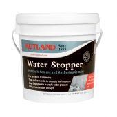Rutland RD-416 Water Stopper Hydraulic Cement, 9.5 LB Tub