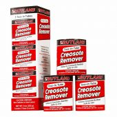 Rutland RD-97G Creosote Remover 3 oz Canisters, 3 Pack