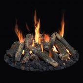 Grand Canyon GC-FPK-MT Match Light Fire Pit Stack Set