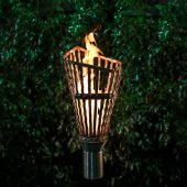 TOP Fires by The Outdoor Plus OPT-TT7x Roman TOP Torch