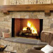 Majestic SB80 Biltmore 42-Inch Radiant Wood Burning Fireplace