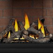 Napoleon OLKAX42 Split Oak Log Set for 42-Inch Altitude X Direct Vent Gas Fireplace