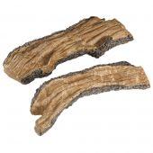 Real Fyre SS-Bonus Special Split Logs, Set of Two