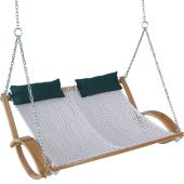 Pawleys Island SW-OP Original Polyester Rope Swing, Double