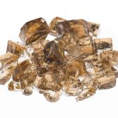 Grand Canyon RFG-10-TC 1/2-Inch Terra Reflective Fire Glass, 10-Pounds