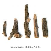 Grand Canyon AWOTWIG5 5-Piece Arizona Weathered Oak Twig Kit