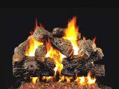 Real Fyre CHB Charred Royal English Oak Vented Gas Log Set