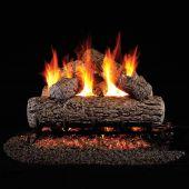 Real Fyre R Golden Oak Stainless Steel Vented Gas Log Set, ANSI Certified
