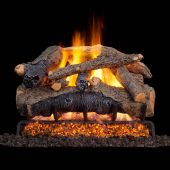 Real Fyre COLO Colonial Oak Vented Gas Log Set, Stainless Steel, ANSI Certified
