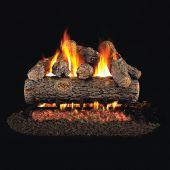 Real Fyre RDP Golden Oak Designer Plus Stainless Steel Vented Gas Log Set, ANSI Certified