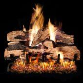 Real Fyre SDP Split Oak Designer Plus Vented Gas Logs