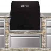 Memphis Grills VGCOVER-8 Polyester Cover for Beale Street Built-In Pellet Grill