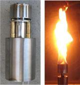 Fire by Design VFMCG Commercial Grade Vulcan Gas Fire Pit Module