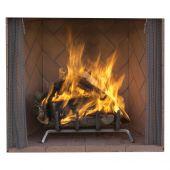 Superior 42-Inch Outdoor Masonry Wood Burning Fireplace (WRE6042)