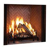 Superior 48-Inch Masonry Wood Burning Fireplace (WRT8048)