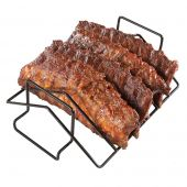 Deluxe Rib Rack, 5 Slots With Ribs