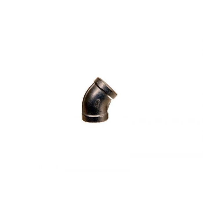 Stainless Steel Elbow, 45 degree, 3/4-inch