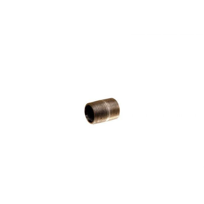 Stainless Steel Close Nipple, 3/4-inch