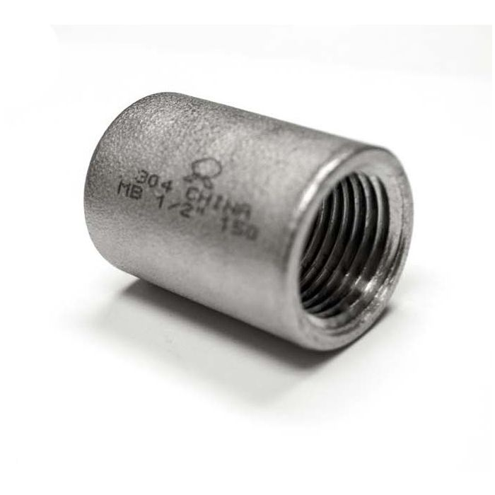 Hearth Products Controls 565 Stainless Steel Coupler, 1/2-Inch
