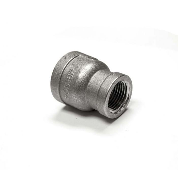 Hearth Products Controls 566 Stainless Steel Reducing Coupler, 1/2-Inch to 3/8-Inch