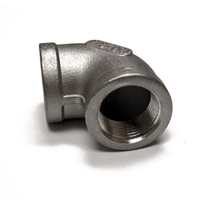 Hearth Products Controls 596-1 90-Degree Elbow, 3/4-Inch