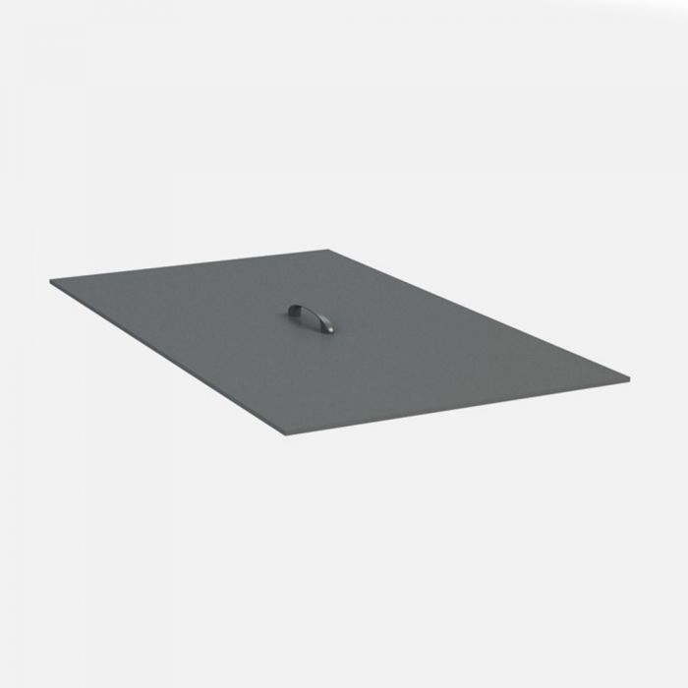 Homecrest 14x26.25-Inch Rectangular Burner Cover