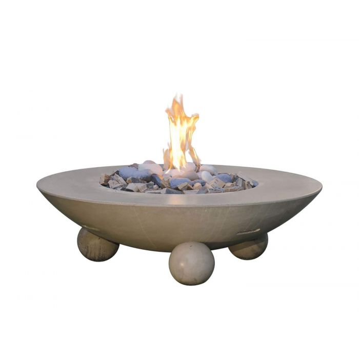 American Fyre Designs Versailles Chat Height Fire Table