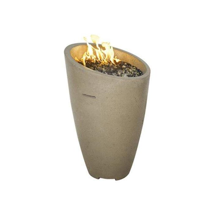 American Fyre Designs Eclipse Urn without Access Door