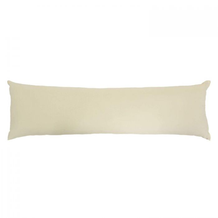 Hatteras Hammocks B-OT-LONG Long Hammock Pillow, Cream