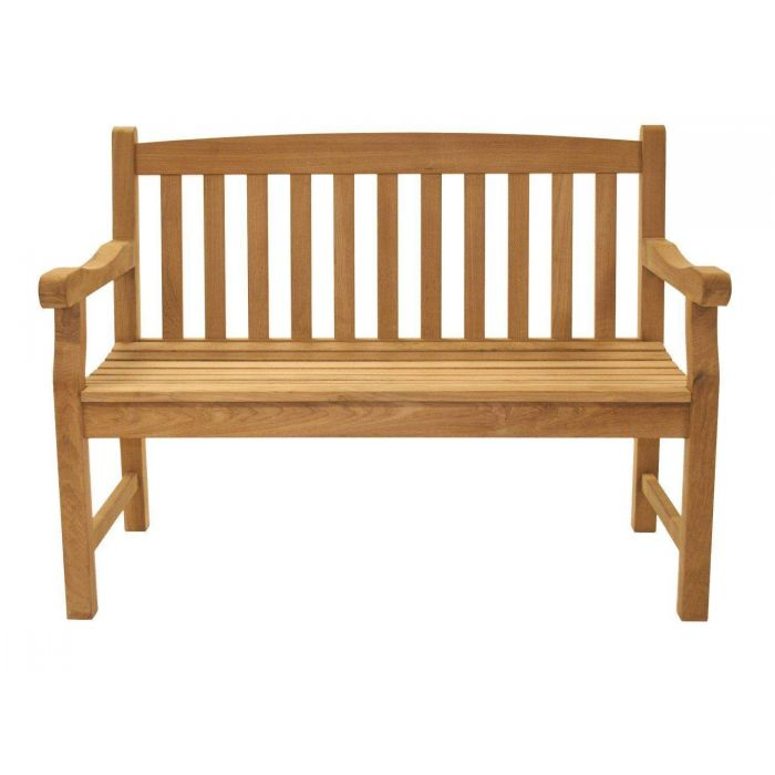 Royal Teak Collection CC2S Classic Two-Seater Bench
