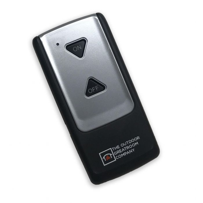 The Outdoor GreatRoom Company CF-DSI-R On/Off Remote Control for OGR Auto Ignition Systems