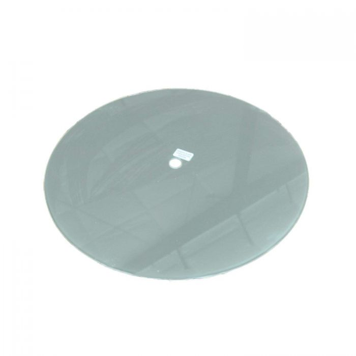 The Outdoor GreatRoom Company 30-R-GGC Glass Burner Cover for CF-30 Burner, Grey, 32x32-Inches