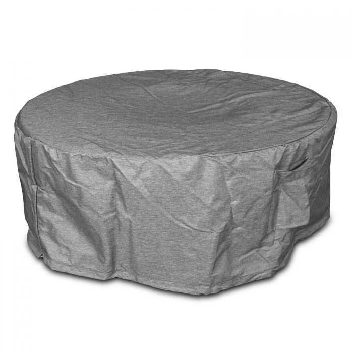 Athena COVER-OFRT-44D Cover for 48-Inch Olympus Round Concrete Fire Pit
