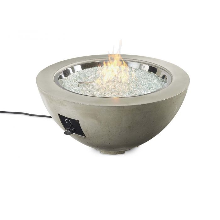 The Outdoor GreatRoom Company CV-30 Cove Gas Fire Pit, 42-Inch