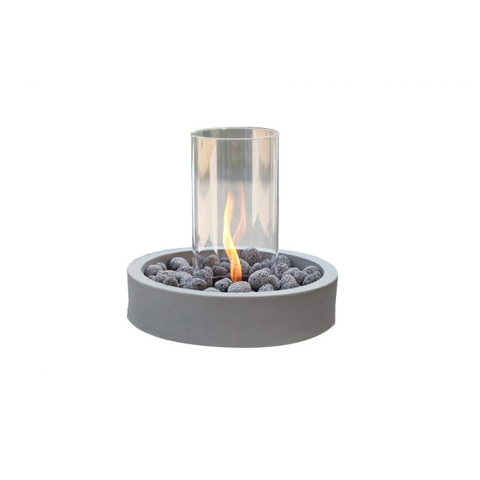 The Outdoor GreatRoom Company CV-INT-K Cove Intrigue Gas Table Top Fire Pit