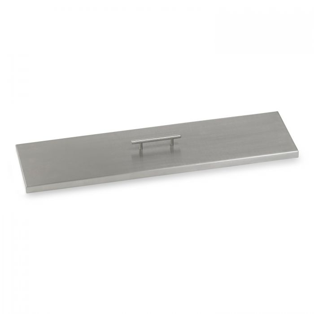 American Fireglass Drop-In Pan Cover, Linear, 30 Inch