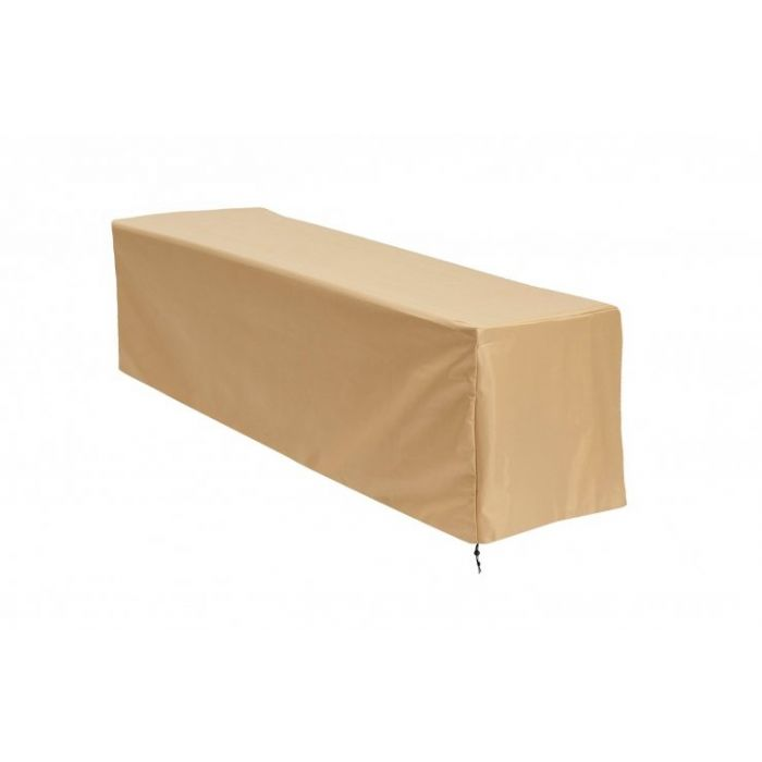 The Outdoor GreatRoom Company CVR7019 Linear Polyester Cover, 70x19-Inches