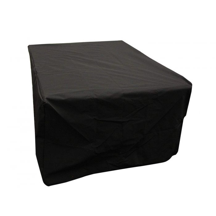 The Outdoor GreatRoom Company CVRCF-5028 Rectangular Vinyl Cover for Sierra Fire Table SL-1224-M