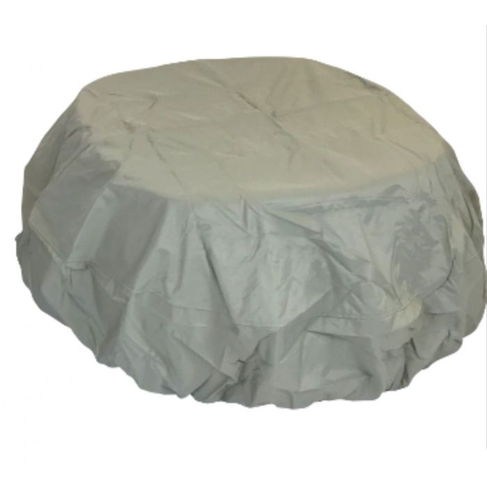 Dagan DG-RFP48-54 Beige Fire Pit Cover, 12-Inches