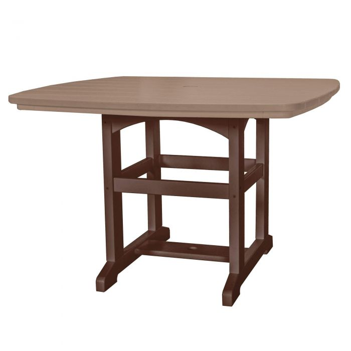 Pawleys Island DT2 Outdoor Dining Table, 45x46inch