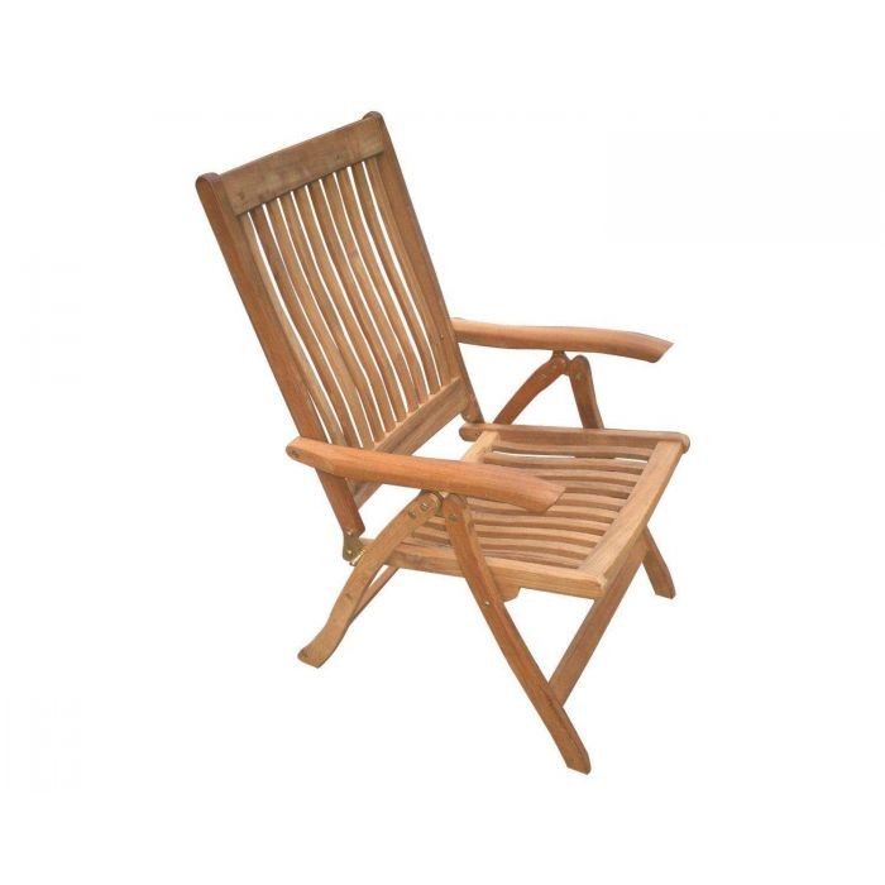 Royal Teak Collection ESFC Estate Teak Chair