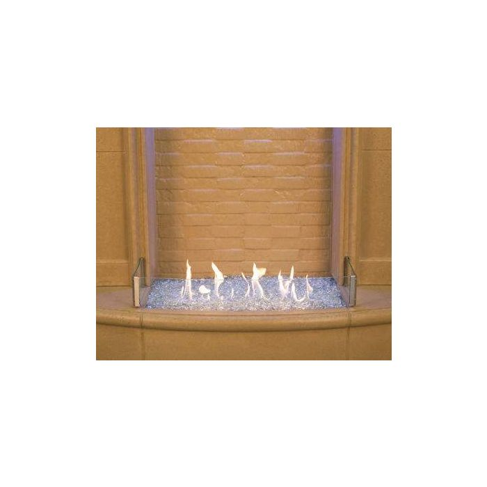 American Fyre Designs 8206-WG Firefall Glass Wind Guard for 693/694 Large and 698/699 Small Firefalls
