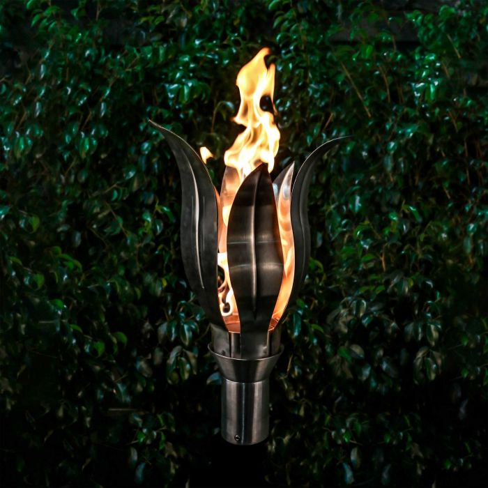 Top Fires by The Outdoor Plus OPT-TT9x Flower Top Torch