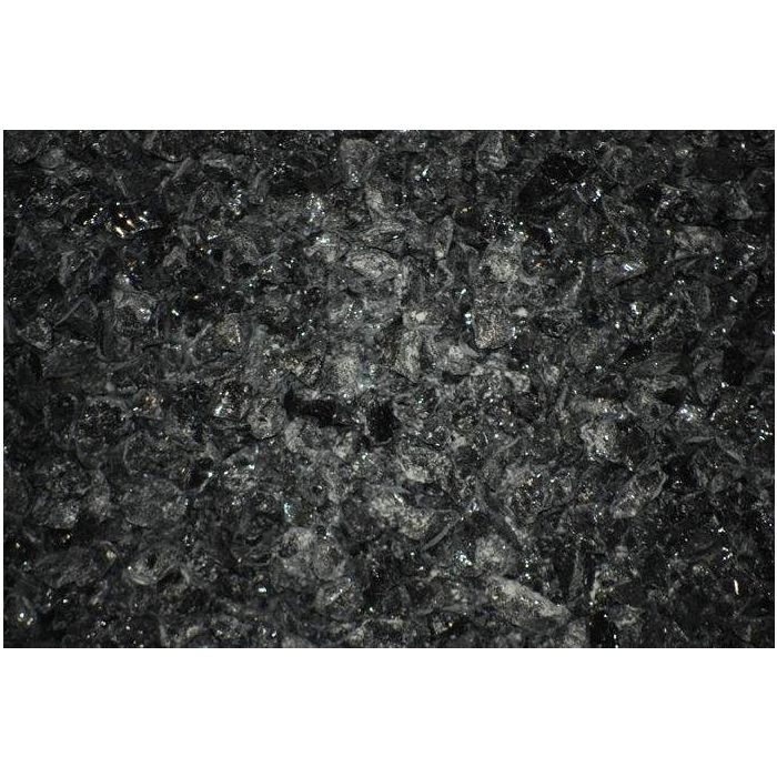 Warming Trends 1-Pound Recycled Fireglass, 3/4-Inch, Gray 5