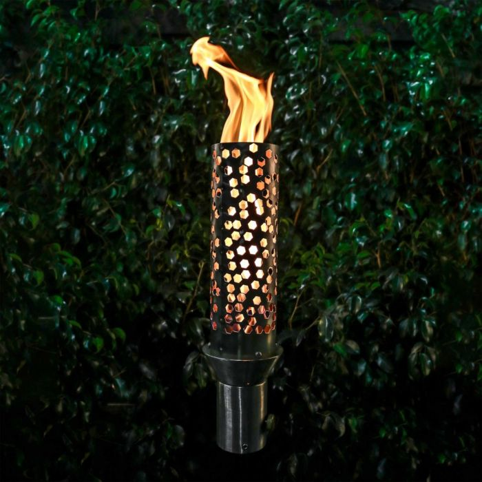 Top Fires by The Outdoor Plus OPT-TT14x Honeycomb Top Torch