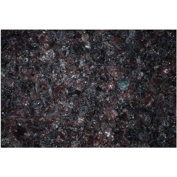 Warming Trends 1-Pound Recycled Fireglass, 3/4-Inch, Plum 7