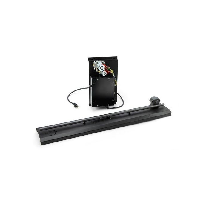 Hearth Products Controls LBOF Electronic Ignition Outdoor Gas Fireplace Burner Kit, Linear Pan