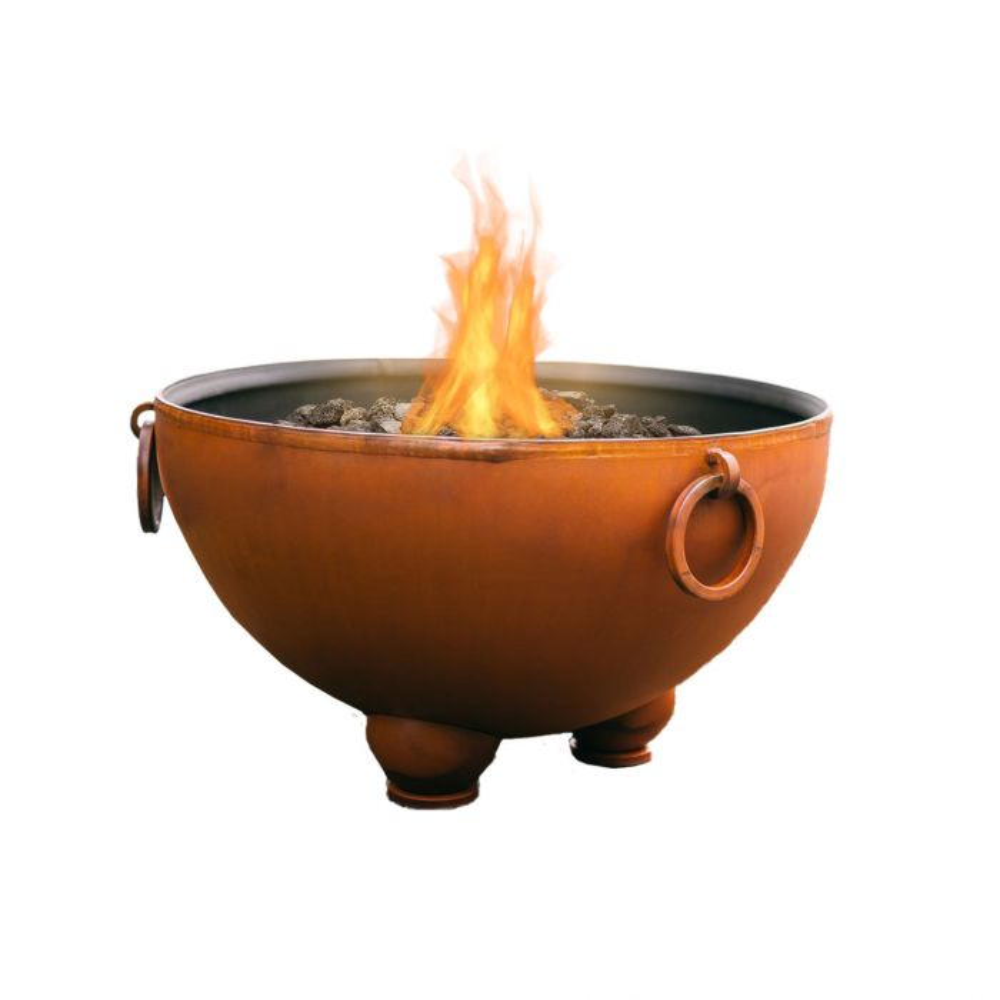 Fire Pit Art Nepal Gas Fire Pit