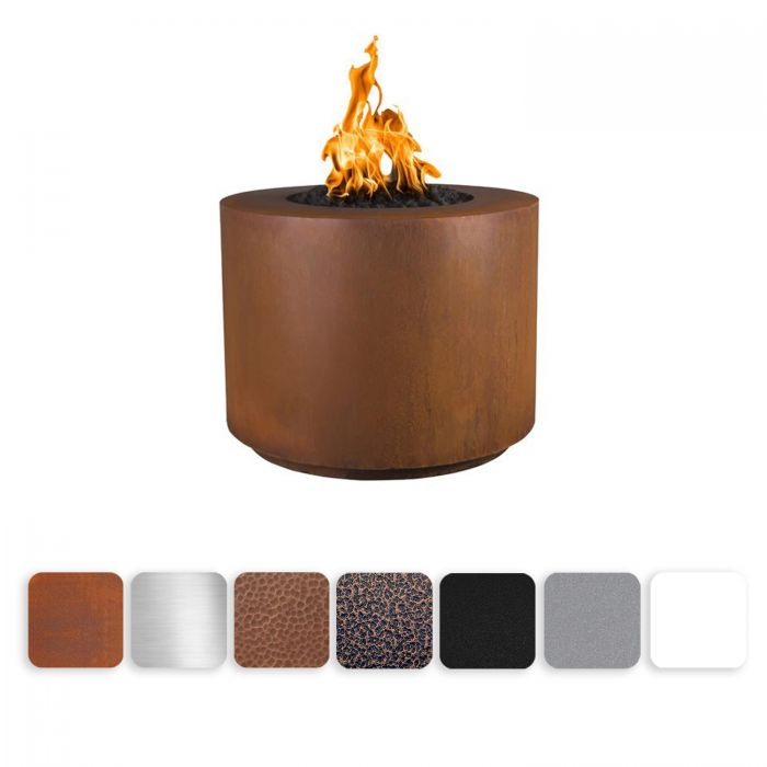 TOP Fires by The Outdoor Plus OPT-36RRxx Beverly Fire Pit